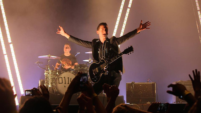 The Arctic Monkeys, Tax and the Myth That Britain's Rock Stars Are Left-Wing