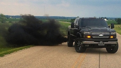 There's Nothing Wrong with Rolling Coal