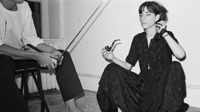 Getting Stoned with Patti Smith