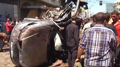 Rache und Raketen: In Gaza ist niemand sicher
