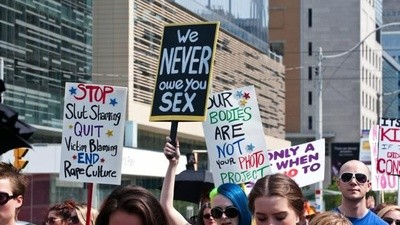 We Visited Toronto's Slutwalk