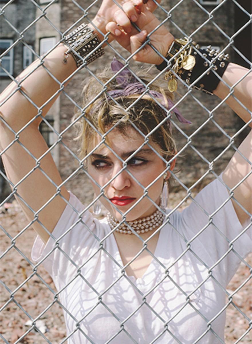 Las fotos perdidas de Madonna