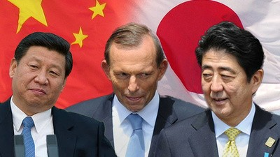 Japan or China? Australia Picks Both