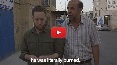 Hablamos con el padre del chico palestino secuestrado y asesinado por un grupo de extrema derecha israelí
