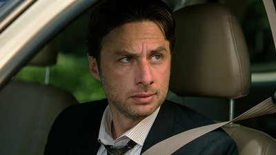 Zach Braff Will Never Stop Making Movies, and It's Your Fault