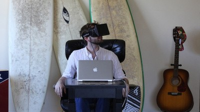 Is Virtual Reality the Next Drug?