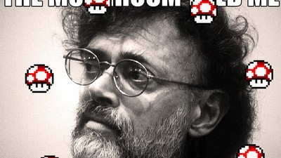 Terence McKenna's Memes