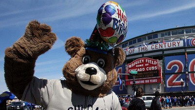 The Chicago Cubs Are Suing Their Unofficial Mascot