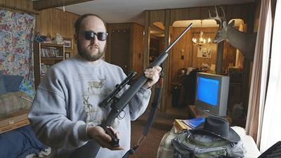 El pistolero ciego