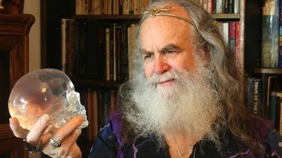 Meet Oberon Zell-Ravenheart, the Real-Life Dumbledore Behind the World's Only Wizarding Academy