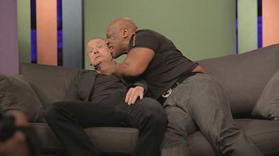 Mike Tyson and Dana White