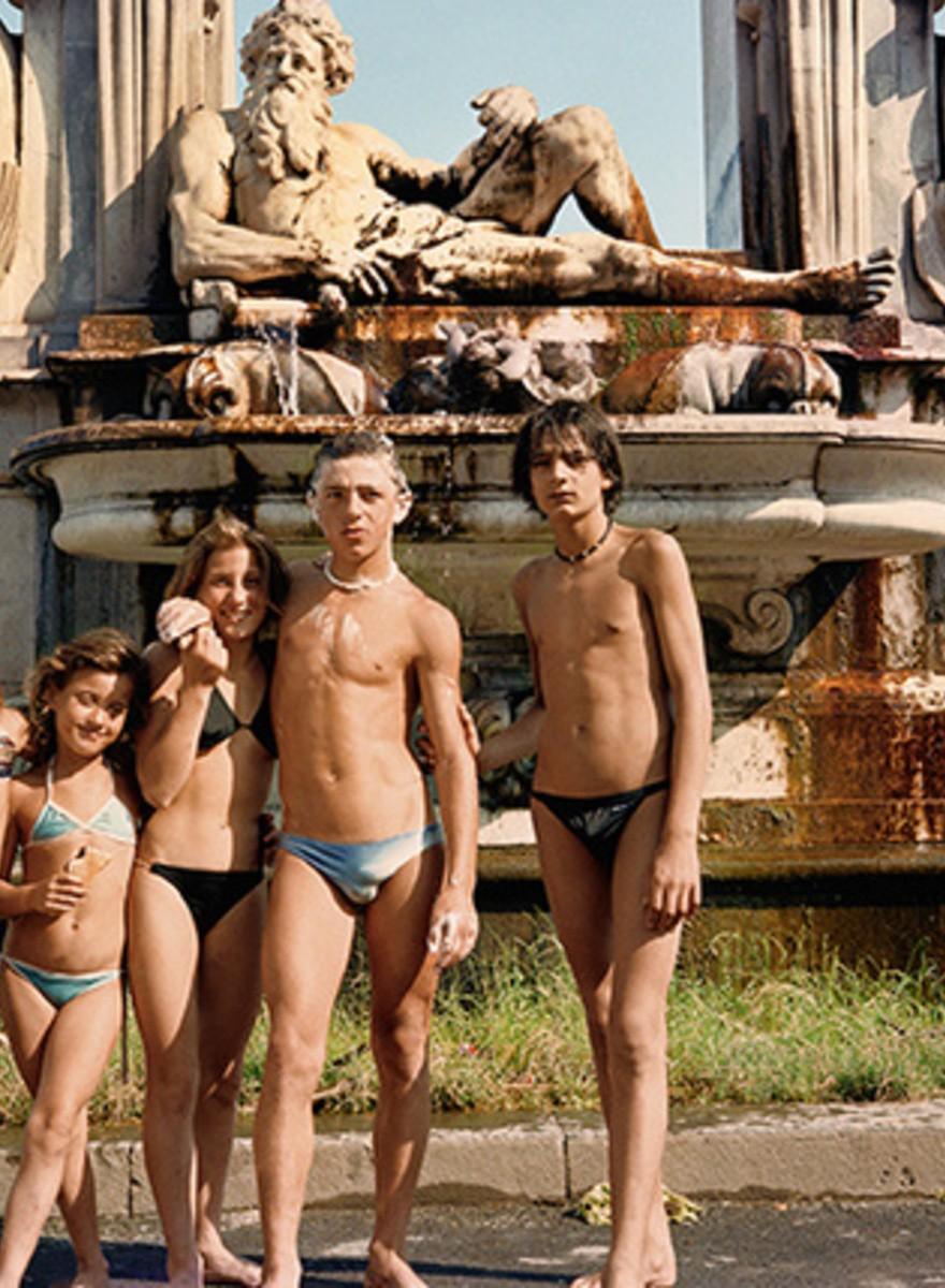 Charles H. Traub ha fotografato l'Italia che non c'è più