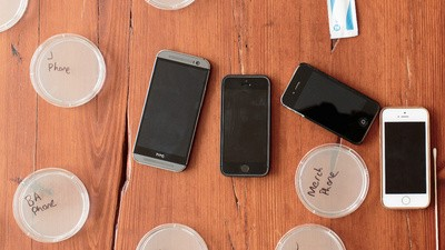 Cât de scârbos e telefonul tău?