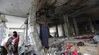 ¿Deberíamos ver y compartir fotos de civiles muertos en Gaza?