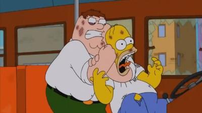 Die Simpsons VS. Family Guy: Was habt ihr denn erwartet?
