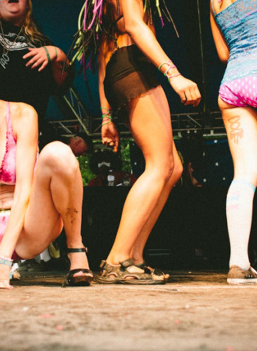 Intense foto's van Juggalo Woodstock