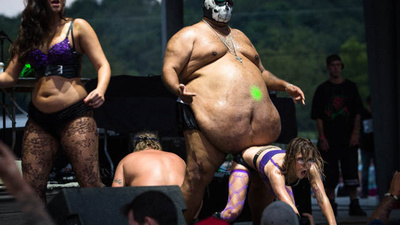 Meet Ratchet Regi, the Ratchet Queen of the Gathering of the Juggalos