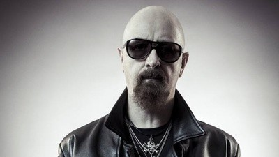 Rob Halford de Judas Priest, un viejo metalhead impenitente