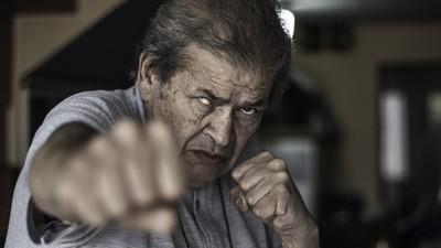 Visitamos a un viejo luchador colombiano experto en perder