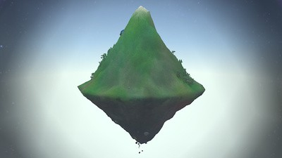 David OReilly's 'Mountain' Isn't Really a Game at All
