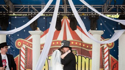 I Attended a Juggalo Wedding at the Gathering of the Juggalos