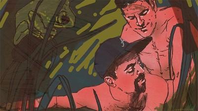 Baseball Erotica #1: John Smoltz and Tom Glavine