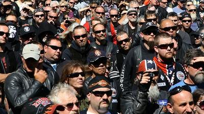 Australia's Biker Club Crisis