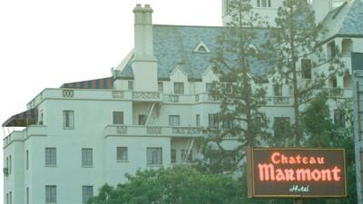 Carta desde el Chateau Marmont