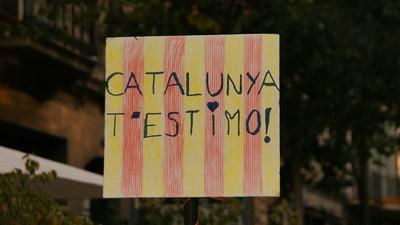 Los inmigrantes pasan bastante de la independencia de Cataluña