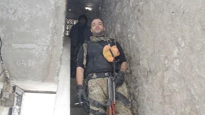 J'ai discuté avec un mercenaire français envoyé en Syrie