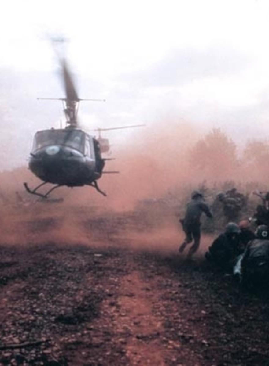 Der Vietnam-Krieg von Tim Page