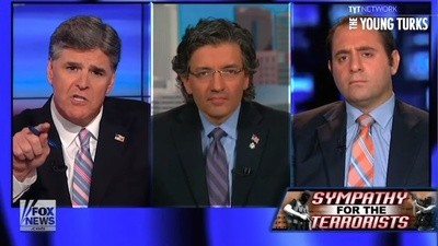 We Let Yousef Munayyer Answer the Questions Sean Hannity Wouldn't
