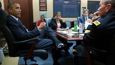 Obama stuurt raketten op de Islamitische Staat af en weet precies waar hij mee bezig is