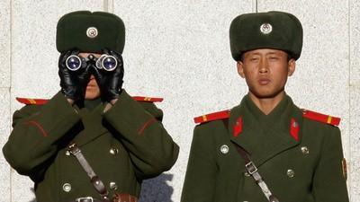 The Martial Arts Army of North Korea