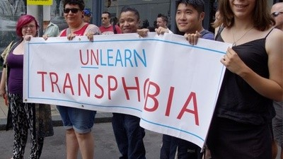 Your Guide To Avoiding Transphobia