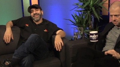 Dave Attell on 'The Jim Norton Show' - Teaser