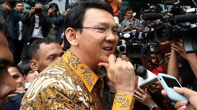 Jakarta Could Be Getting Its First Ethnically Chinese Governor