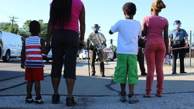 The Ferguson Protests in Photos