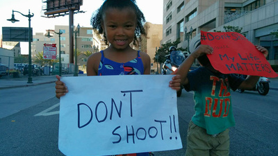 It's Not Just Ferguson: Protesting Police Violence in LA