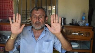 Dieser Uhrmacher hat verschlafen, wie der Islamische Staat seine Stadt übernommen hat