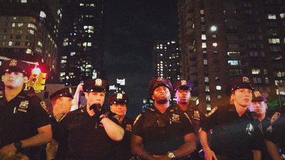 In New York City, Police Brutality Is Bringing People Together