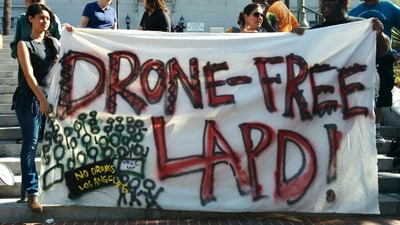 The LAPD Thinks It's at War and Now It Has Drones