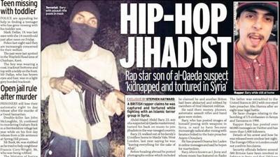 Hiphop en radicalisering komen beiden voort uit frustratie, maar daar houdt het wel op