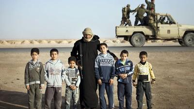 Los nuevos libios