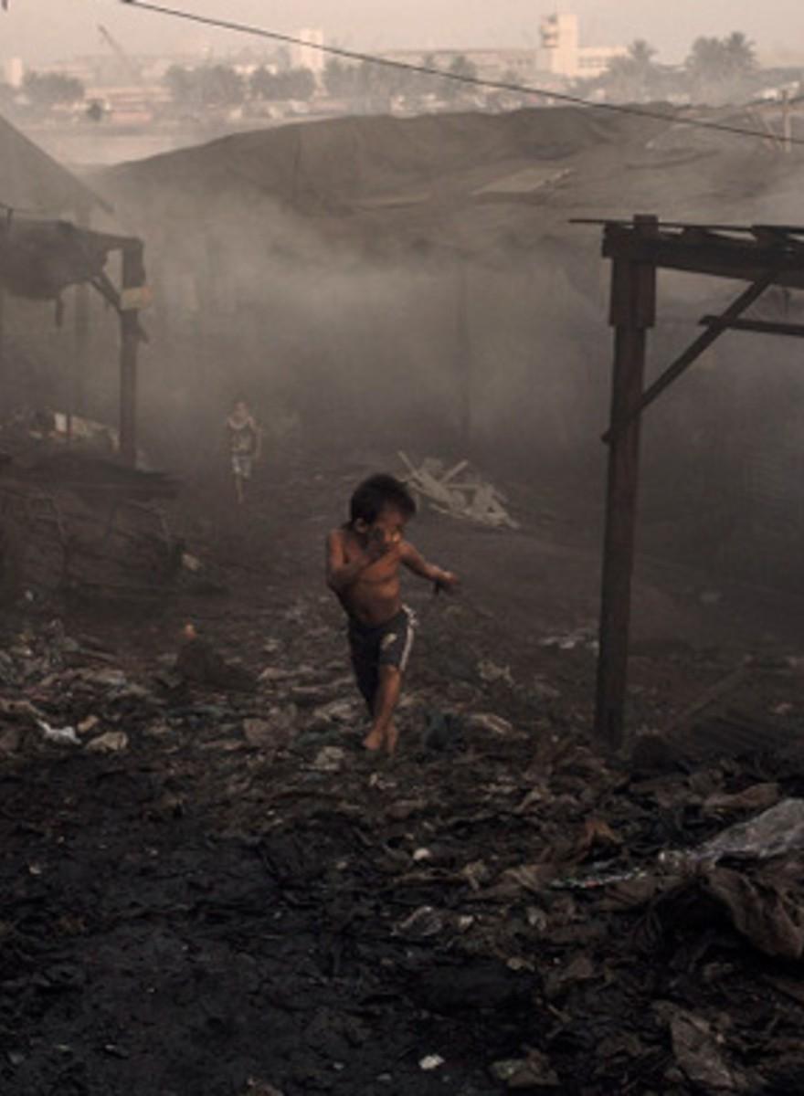 Sulle tracce dei bambini della Montagna Fumosa