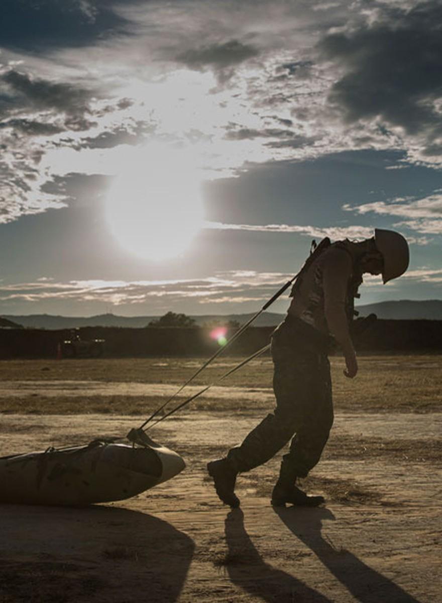 Fotos: Soldados de élite compiten en las Olimpiadas de las Fuerzas Especiales