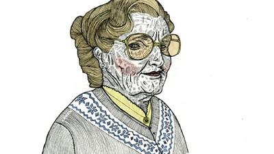 Ilustradores rinden homenaje a Robin Williams