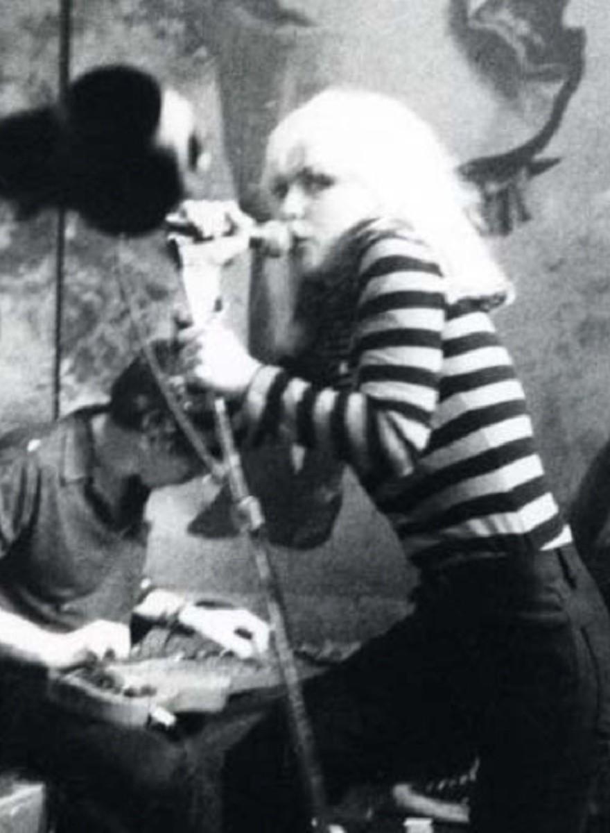 Los primeros días del punk a través de la lente de David Godlis