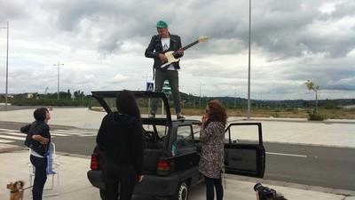 Exclusiva: Novedades Carminha rueda nuevo videoclip