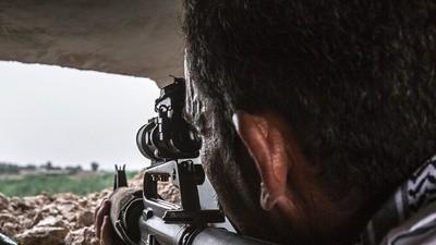 Der unheilige Krieg im Irak: Die PKK verteidigt neue Grenzen